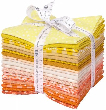 Paintbox Sunshine - Fat Quarter Bundle