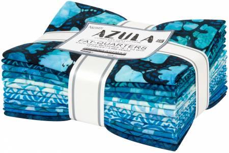 **Artisan Batik: Azula Fat Quarter Pack 12pc