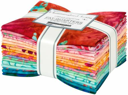 Hummingbird Lane - Fat Quarter Bundle 18pc/bundle - By Artisan Batiks for Robert Kaufman Fabrics