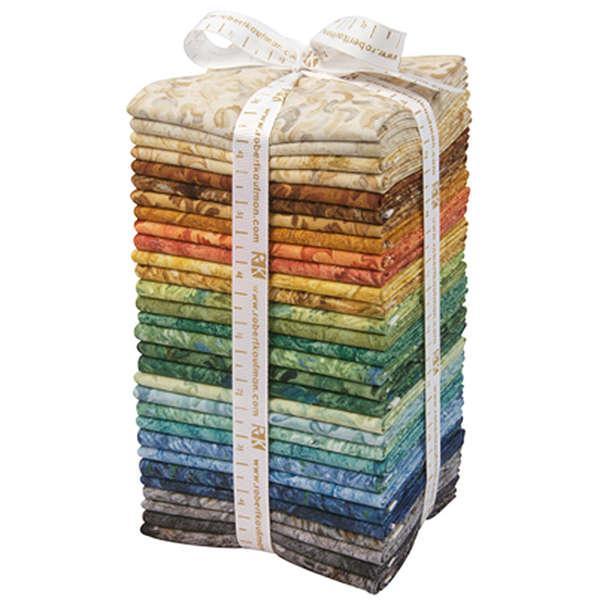 Vincent Van Gough Blender Fat Quarter Bundle 30pcs - Rober Kaufman Fabrics