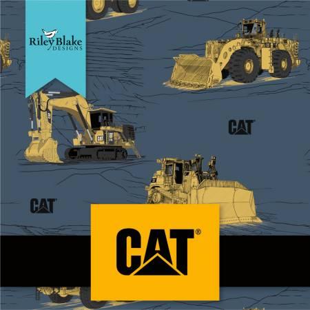 Fat Quarter CAT, 15pcs