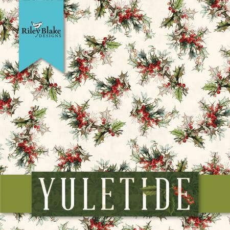 Yuletide Fat Quarter Bundle