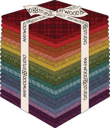 Fat Quarter Woolies Flannel Colors Vol 2