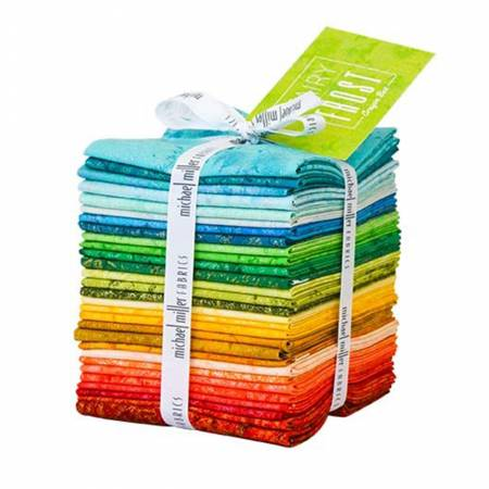 Fairy Frost Crayon Box - 29 Fat Quarters