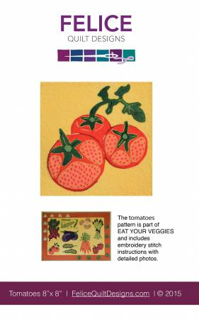 Eat Your Veggies - Tomatoes