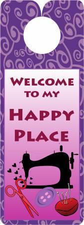Knobie Talk Happy Place