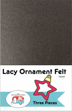 Lacy Ornament Felt