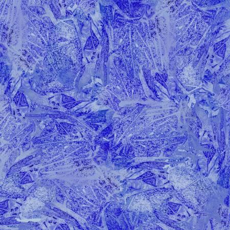 Fracture Texture - Bright Blue  - FRAC4123-BB