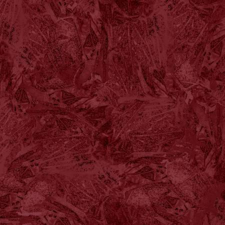 Fracture Texture Dark Red 04123 DR