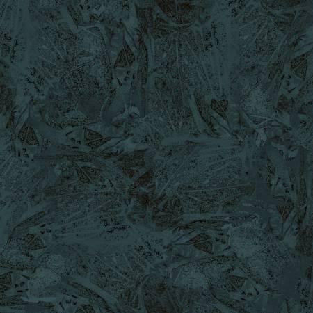Fracture Texture - Dark Teal  - FRAC4123-DT