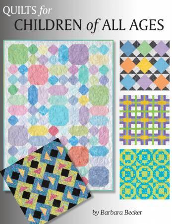 Quilts for Children of All Ages - Softcover^