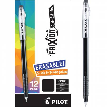 FriXion Ball Color Sticks Pen Black