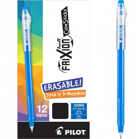 FriXion Ball Color Sticks Pens Blue