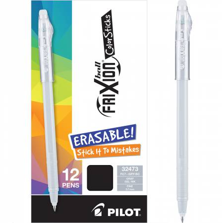 FriXion Ball Color Sticks Pens Gray