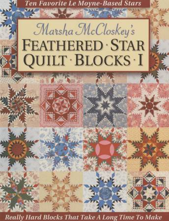 Feathered Star Quilt Blocks