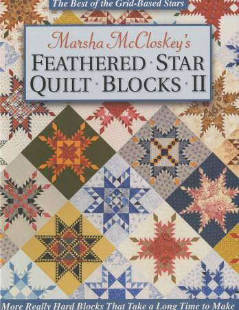 Feathered Star Quilt Blocks 2