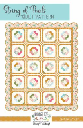 String of Pearls Quilt Pattern