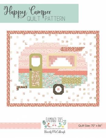 Happy Camper Quilt Pattern