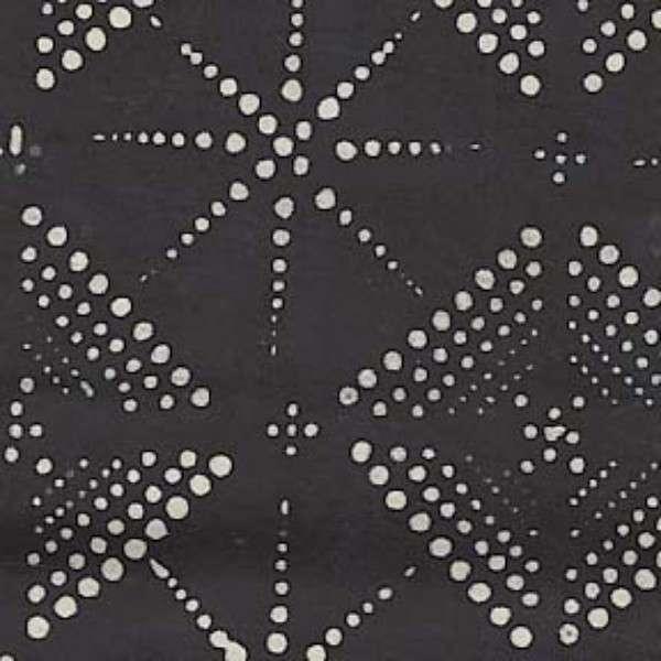 Black/White Stellar Batik FTC2008