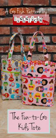Fun-to-Go Kids Totes