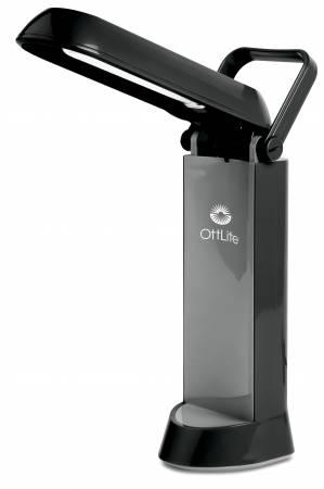 Folding Task Lamp 13 watt Black