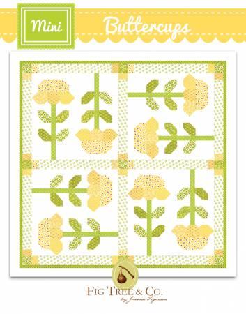 Mini Buttercups Pattern
