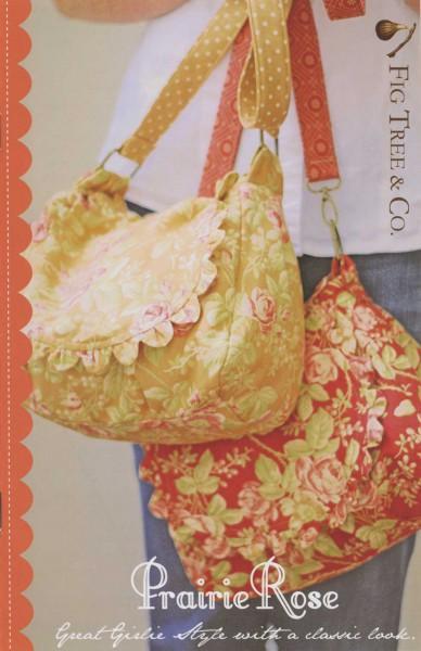 Prairie Rose Bags