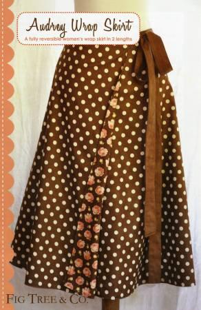 Audrey Wrap Skirt