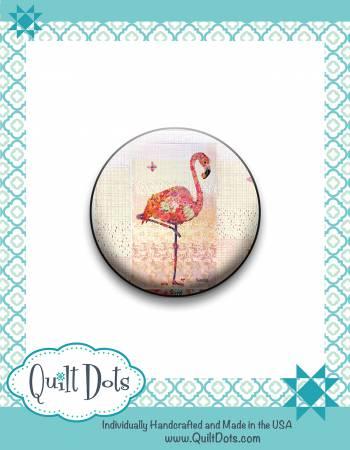 Fiberworks Flamingo Needle Nanny