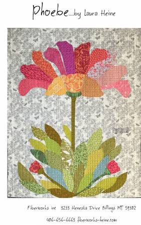 Phoebe Applique Flower