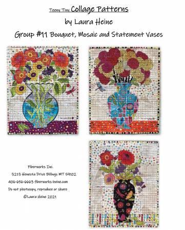 Laura Heine - Teeny Tiny Group #11 Pattern