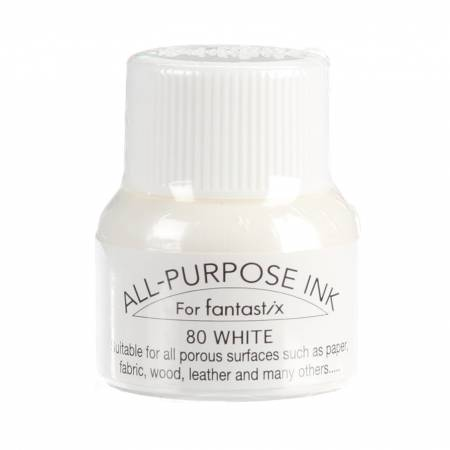 All Purpose Liquid Ink White .5oz