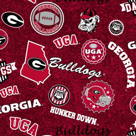 NCAA-Georgia Bulldogs Home State