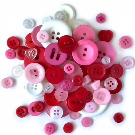 Love Variety Buttons HB101
