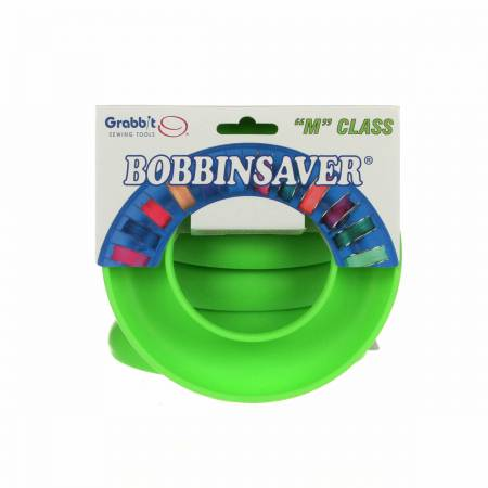 Bobbin Saver Green for M Bobbins