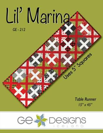 GE Designs Lil Marina Pattern