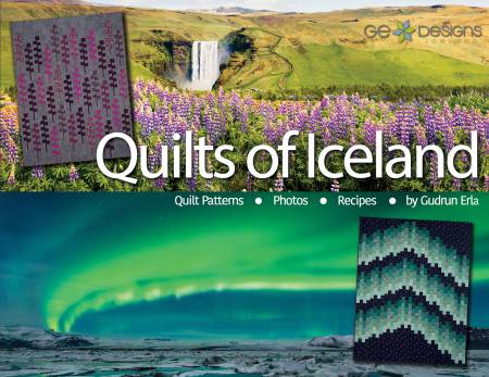 Quilts of Iceland Book by Gudrun Erla