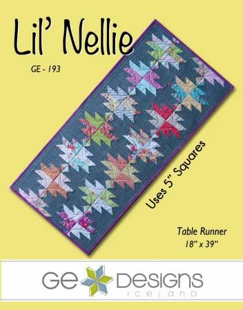 Lil' Nellie Pattern