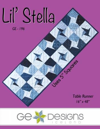 Lil Stella Table Runner by GE Designs