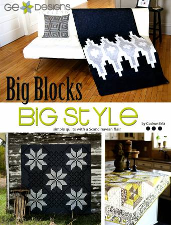 Big Blocks - Big Style - Softcover