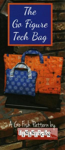 Go Figure Tech Bag