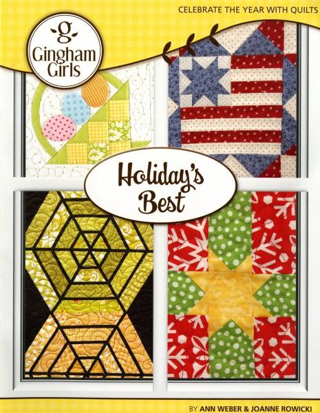 Holiday's Best: Celebrate the Year with Quilts