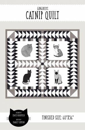 Catnip Quilt Pattern