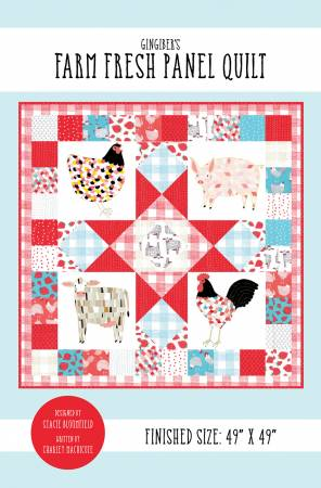 Farm Fresh Quilt Pattern