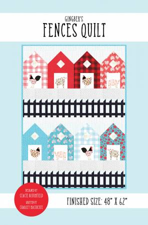 Fences Quilt Pattern