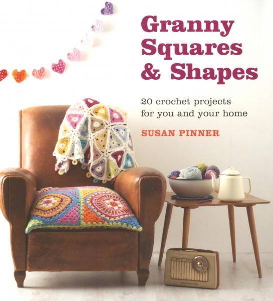 Granny Squares & Shapes - Softcover