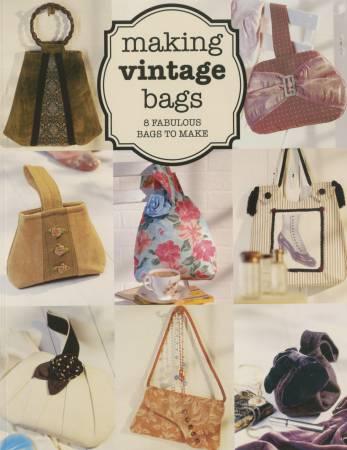 Making Vintage Bags