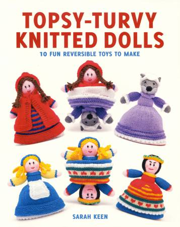 Topsy-Turvy Knitted Dolls - Softcover