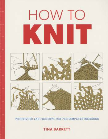 How To Knit - Softcover