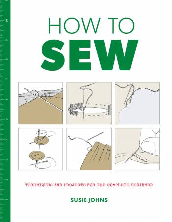 How To Sew<br/>Susie Johns
